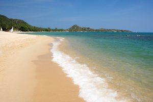 Lamai-Strand auf Koh Samui (© Thailändisches Fremdenverkehrsamt)