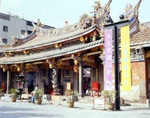 Bao-An-Tempel in Taipeh, Bao-An-Tempel in Taipeh, ©Taipei Tourism Office