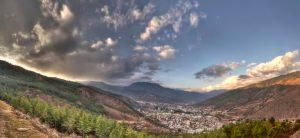Hauptstadt Thimphu, ©Tourism Council of Bhutan