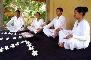 Ayurveda Meditation (© Sri Lanka Tourism Promotion Bureau)