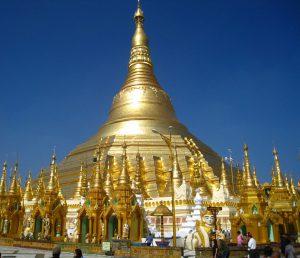 Rangun Shwedagon Pagode