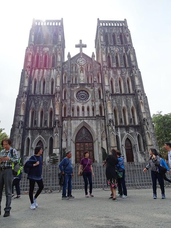 St Joseph Kathedral Hanoi