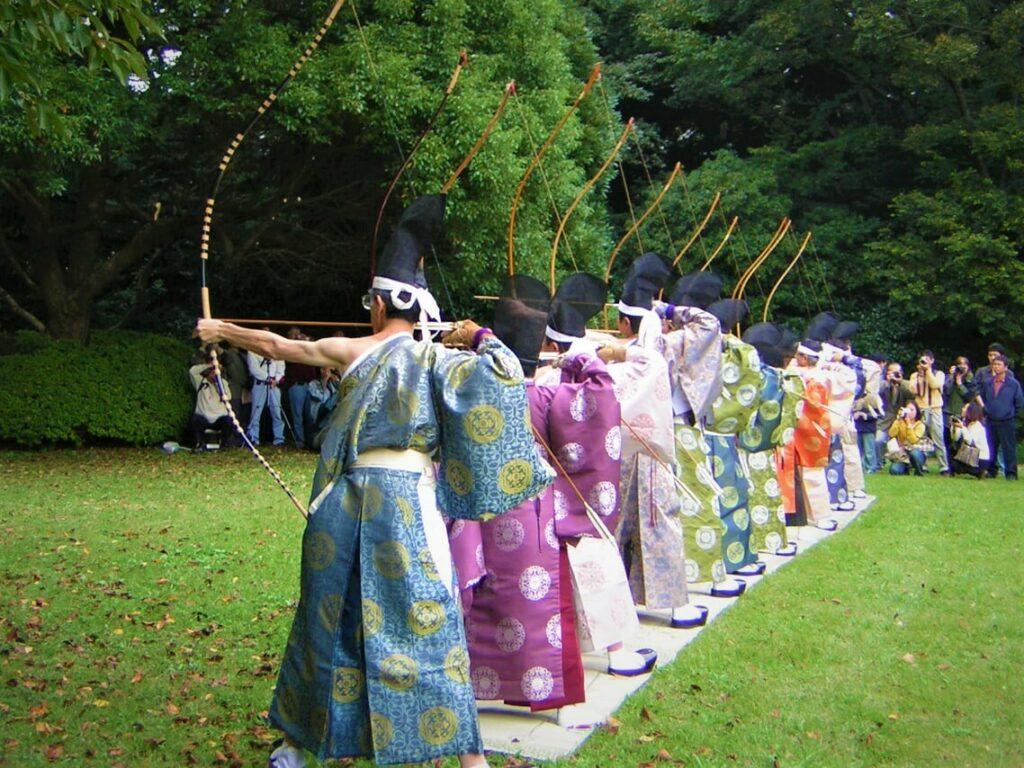 Kyudo Bogenschießen