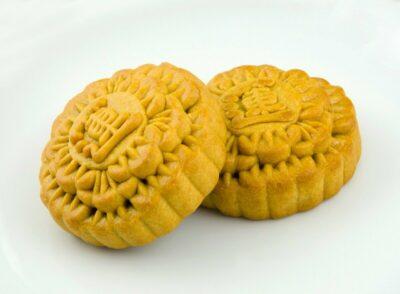 Mondkuchen (mooncake)