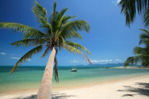 Ban Tai Beach auf Pha-Ngan Island, Thailand (© Tourism Authority of Thailand)