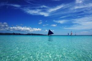 Boracay White Beach (© Hopf)