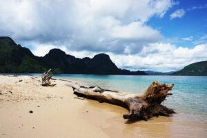 Palawan Strand, Philippinen