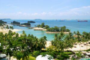 Siloso Insel Singapur (© Singapore Tourism Board)