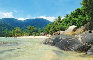 Strand auf Tioman Island (© Malaysia Tourism)